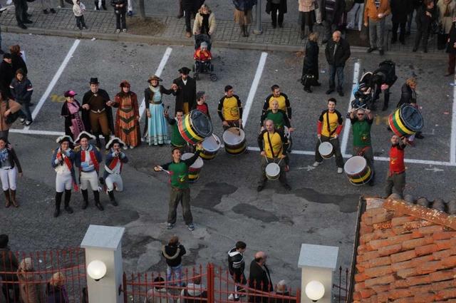 Историческая реконструкция на наполеоновской ярмарке в Нарцоле. Фото narzole.net