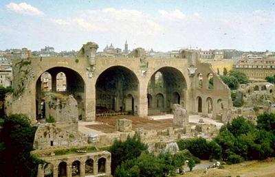 Храм Геркулеса в Риме