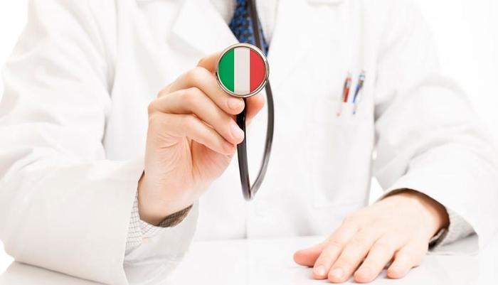 Медицинское обслуживание в Италии