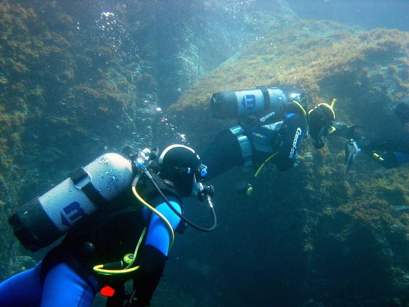 miramare diving