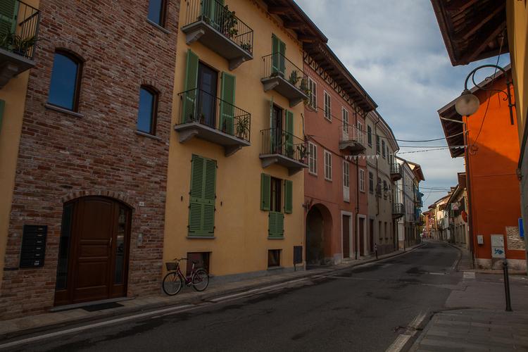 Одна из улиц Нарцоле, фото Антон Гросс