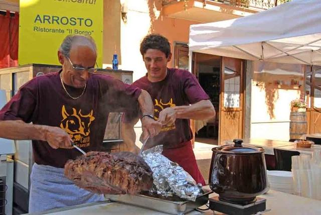 """""""Ghiottolanga"""" в Нарцоле. Фото narzole.net"""