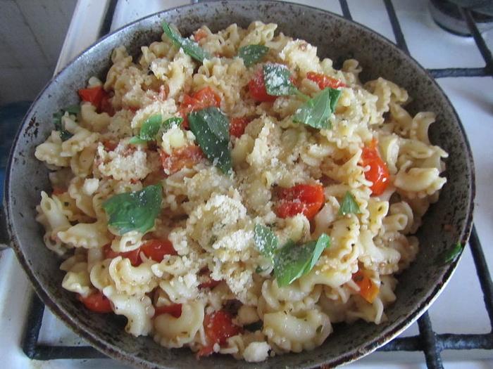 паста для спагетти рецепт с фото пошагово