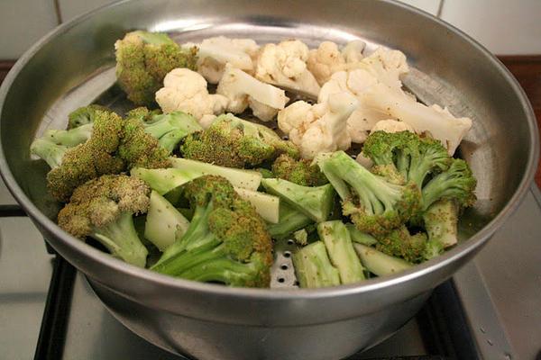 рецепты с брокколи пошагово с фото