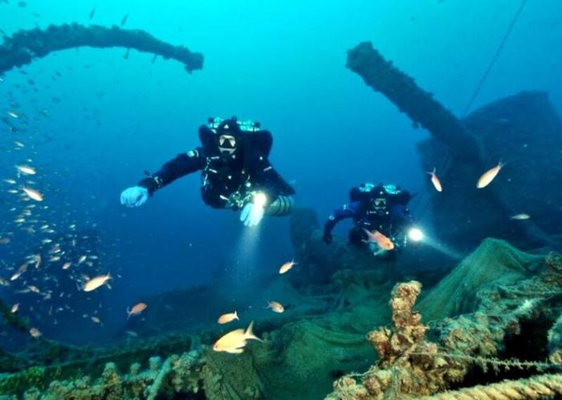 portofino diving