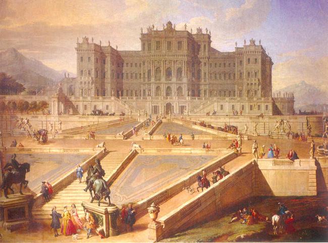 Дворец Риволи