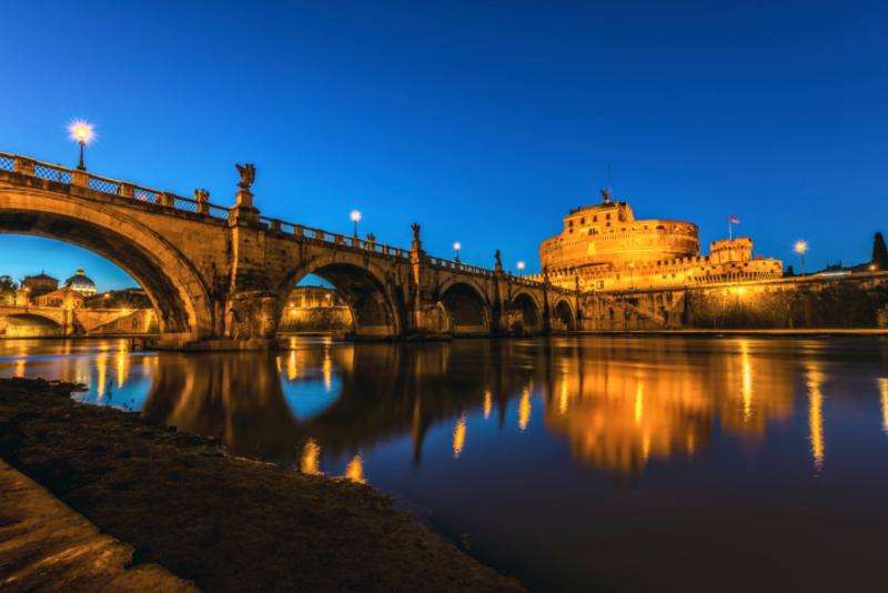 Достопримечательности Рима только лучшие достопримечательности
