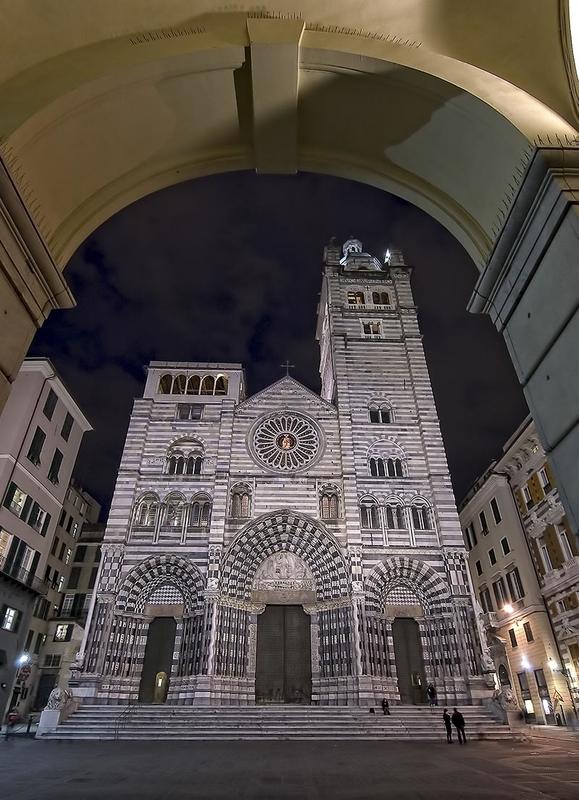 Собор Сан-Лоренцо (Cattedrale di San Lorenzo)