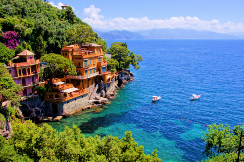 Италия охотники за недвижимостью