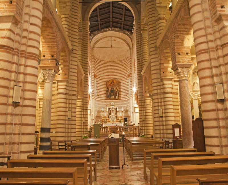 Церковь Сан-Лоренцо (Chiesa di San Lorenzo)