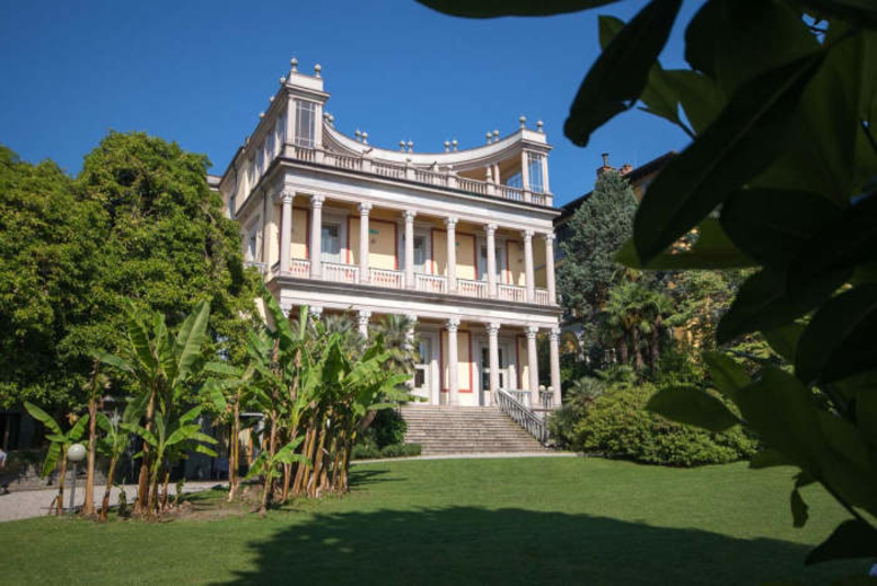 Вилла Джулия и сады