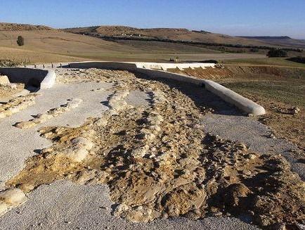 Процесс реконструкции Августовой дороги