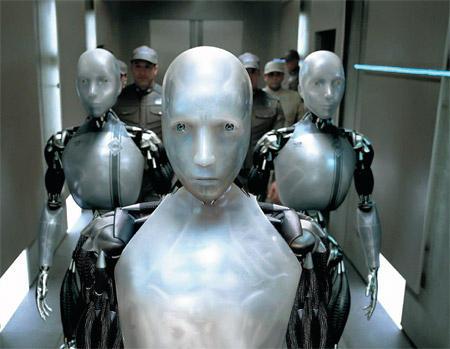Секс робот 2011