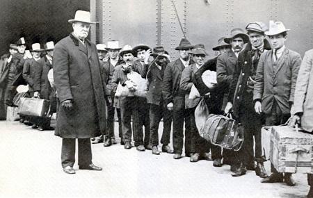 Итальянские иммигранты