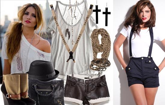 364267f1a71 С чем носить подтяжки женщинам  – Италия по-русски