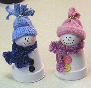 Ёлочные игрушки колокольчики своими руками