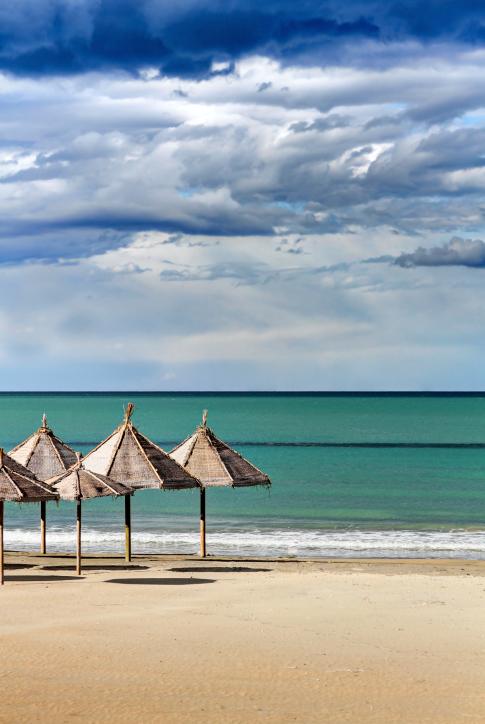 Пляж Пескары