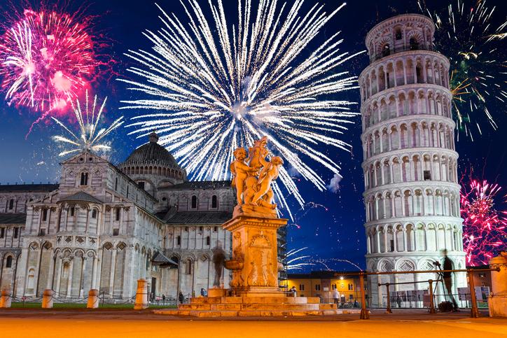 новый год 2017 в италии